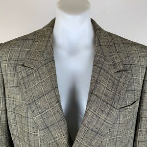 Vintage Giorgio Armani Double Breasted Sport Coat